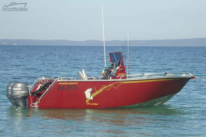 FISHER Boats for Sale in Australia - boatsales com au