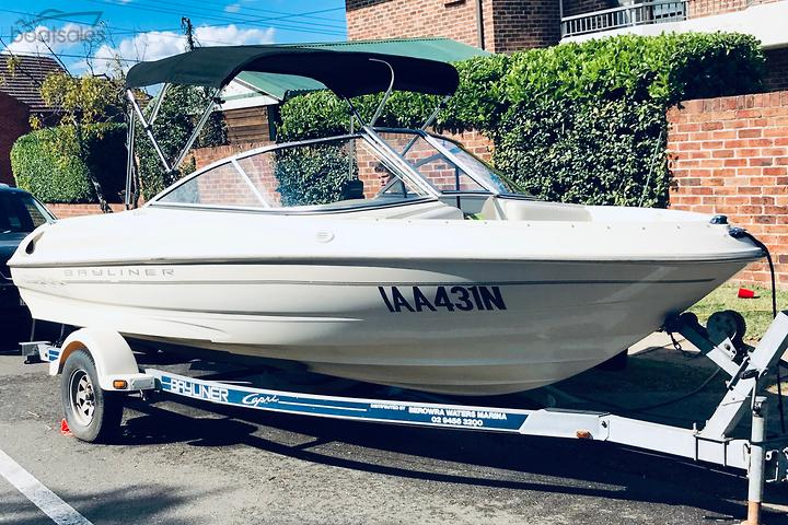 Bayliner 175 CAPRI Boats for Sale in Australia - boatsales