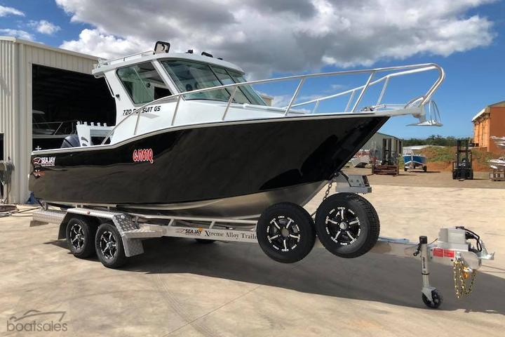 Sea Jay Boats for Sale in Australia - boatsales com au