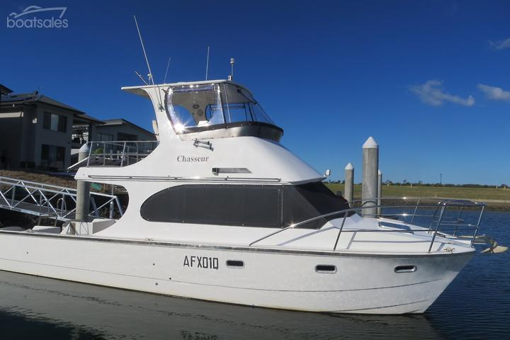 Power Boats With A Twin Cat Hull Hull For Sale In Australia