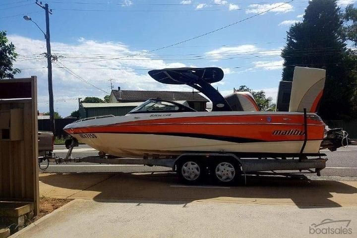 MALIBU SUNSETTER LXI Boat for Sale in Australia - boatsales
