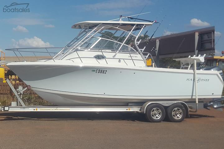 Used Boats with a Mono Displacement Hull Hull for Sale in