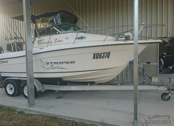 2004 Seaswirl STRIPER 2101 WA