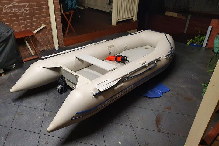 QUICKSILVER INFLATABLES Boats for Sale in Australia