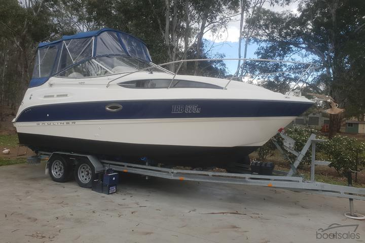 Bayliner Boats with Length In Feet Between 21ft & 25ft for Sale in