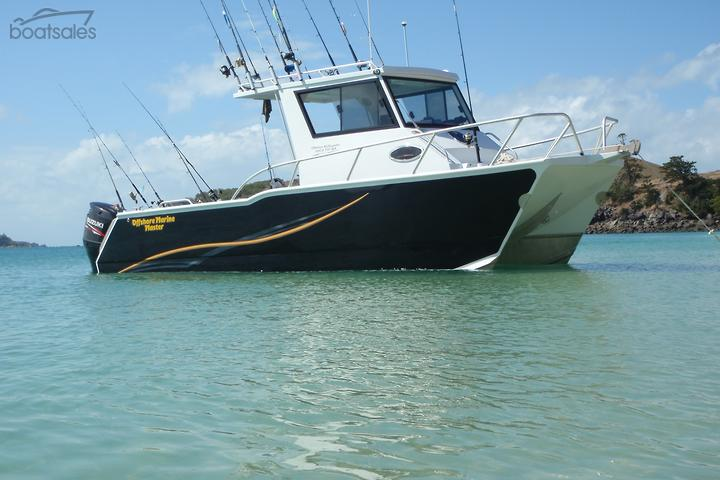 OFFSHORE MARINE MASTER Boats for Sale in Australia