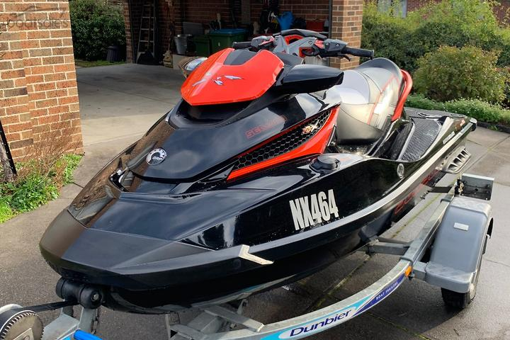 2001 Seadoo Gtx Di Problems
