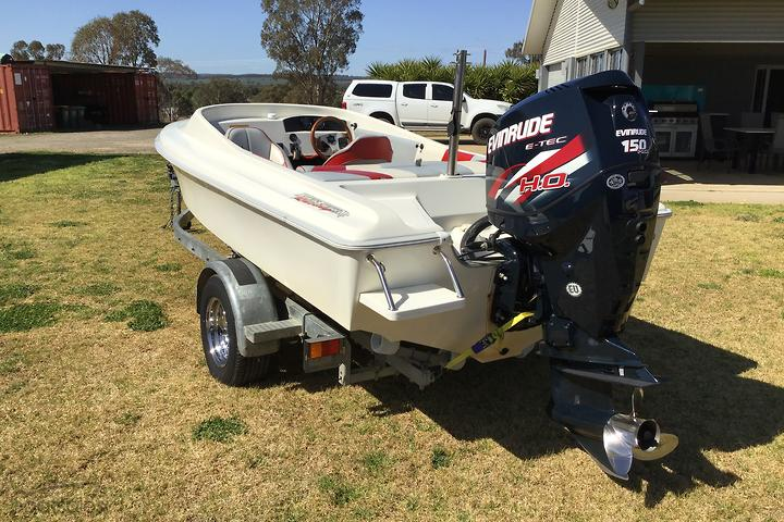 HAINES HUNTER Boats for Skiing Use for Sale in Australia