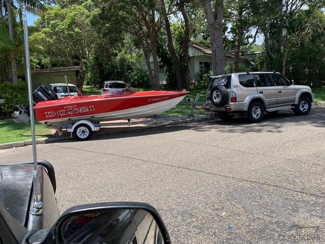 DONZI Boat for Sale in Australia - boatsales com au