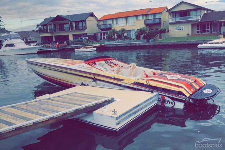 Cigarette Power Boats For Sale In Australia Boatsales Com Au