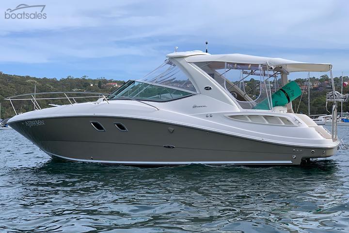 SEA RAY Sports Cruiser Boats for Sale in Australia - boatsales com au