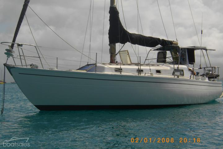 Swanson 36 CRUISING YACHT Boats for Sale in Australia - boatsales com au