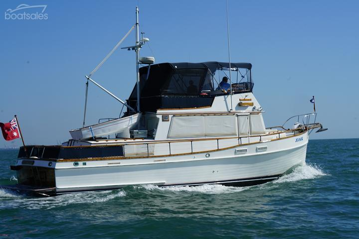 GRAND BANKS Boats for Sale in Australia - boatsales com au