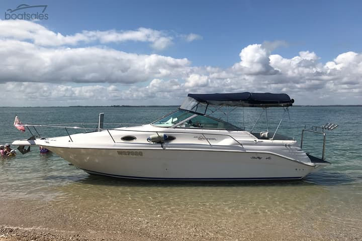 SEA RAY 270 SUNDANCER Boats for Sale in Australia