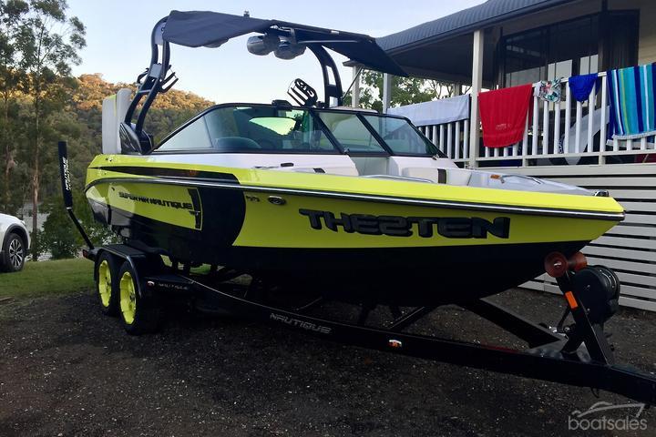 Nautique 210 TEAM Boats for Sale in Australia - boatsales com au