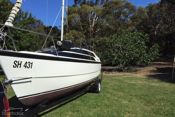 Used Sailing Yacht Boats for Sale in Australia - boatsales
