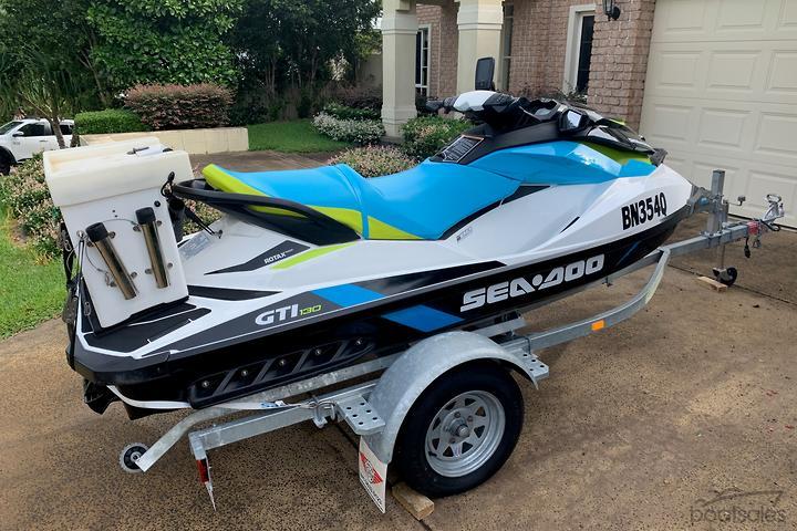SEA-DOO GTI 130 Boats for Sale in Australia - boatsales com au