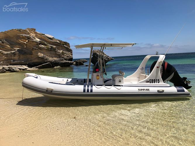Used Inflatable/Tender Boats for Sale in Australia