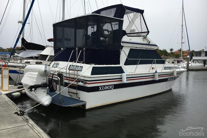 RANGER 35 AFT CABIN Boats for Sale in Australia - boatsales