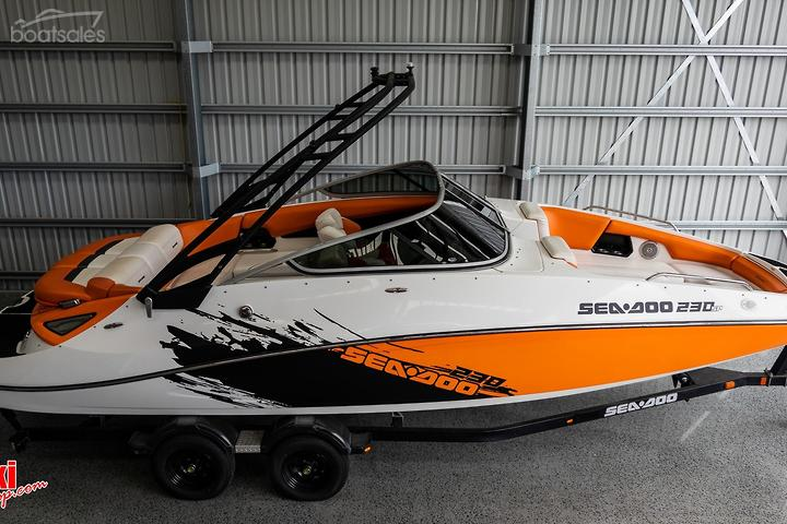 SEA-DOO Boats for Wakeboarding Use for Sale in Australia - boatsales