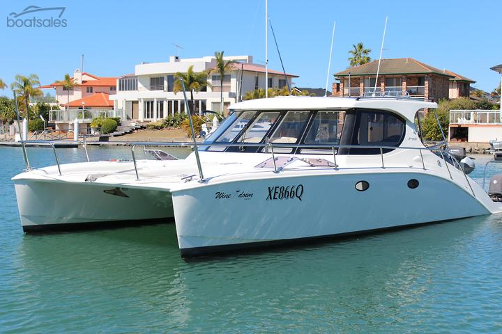 Used Boats with a Multi Hull for Sale in Australia