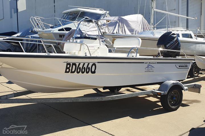 BOSTON WHALER 150 MONTAUK Boats for Sale in Australia - boatsales com au