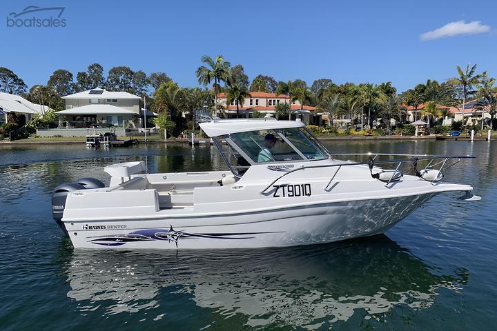 HAINES HUNTER Boats for Sale in Australia - boatsales com au