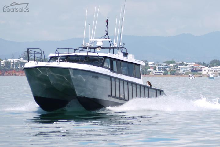 Used Boats with a Multi Hull for Commercial Use for Sale in