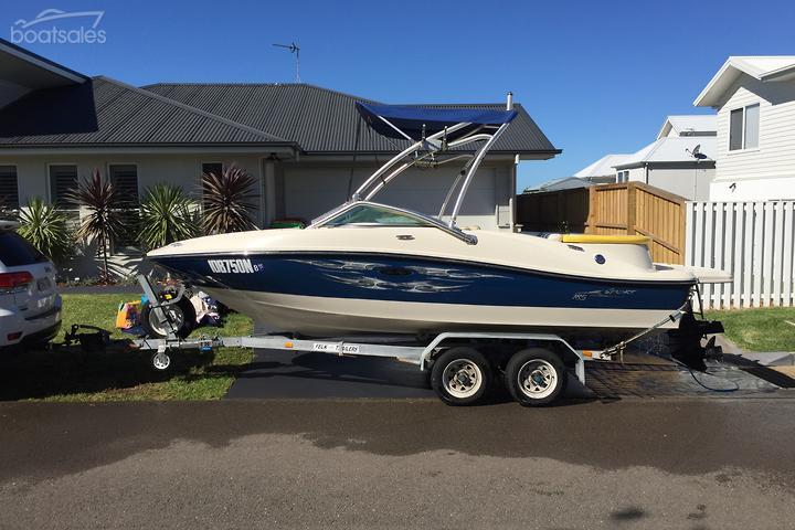 SEA RAY 185 SPORTS BOWRIDER Boats for Sale in Australia