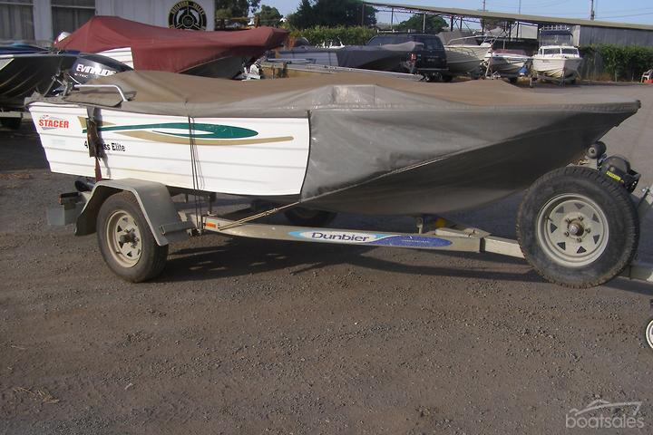 STACER 409 BASS ELITE Boats for Sale in Australia