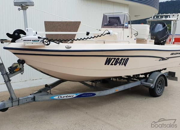 1998 Grady White 180 FISHERMAN