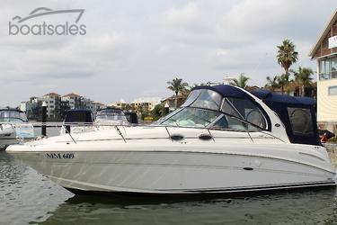 Sea Ray 210 Bowrider - www boatsales com au