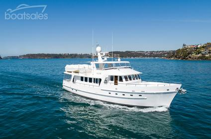 used 1998 pilothouse motoryacht boat for sale