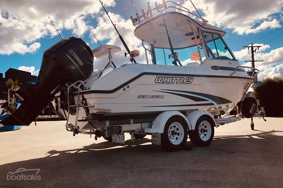 2020 WHITTLEY SL 22 ADVENTURE-OAG-AD-17388676 - boatsales com au