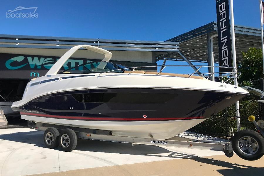 2018 BAYLINER 842 CUDDY-OAG-AD-15743650 - boatsales com au