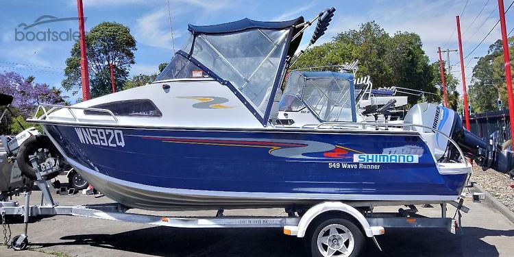 STACER Boats For Sale In Brisbane North Queensland