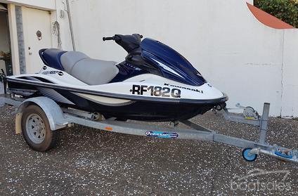 Used 2006 Kawasaki STX-15F Boat For Sale - boatsales.com.au