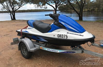 Used 2009 Kawasaki STX-15F Boat For Sale - boatsales.com.au
