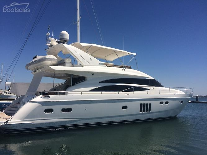 PRINCESS 72 MOTOR YACHT Boats For Sale In Australia