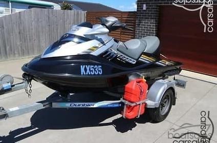 Used 2008 SEA-DOO RXT 215 Boat For Sale - boatsales.com.au