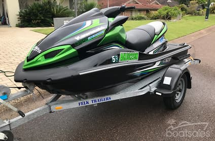 Used 2013 Kawasaki Ultra 300LX Boat For Sale - boatsales.com.au