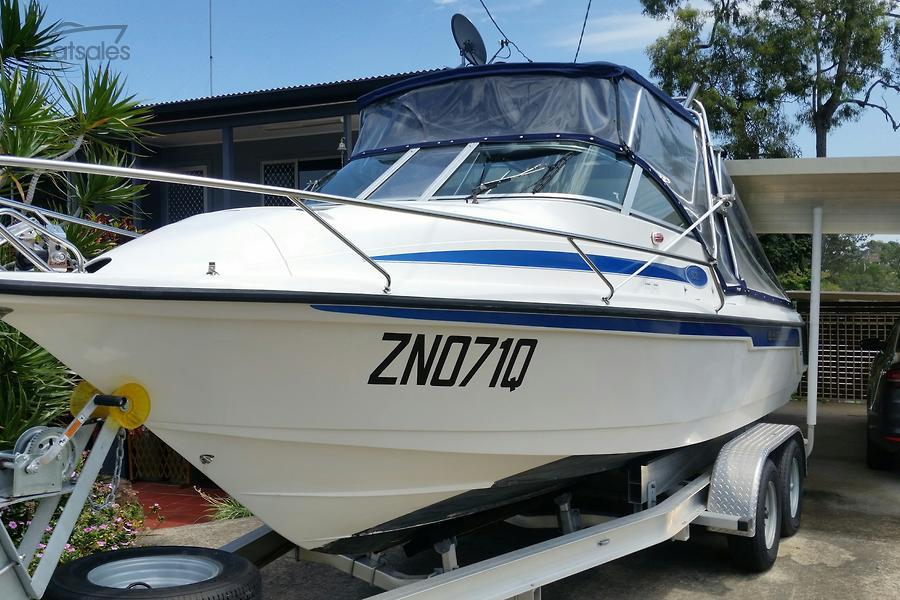 Used 2006 Whittley SL 22 Boat For Sale