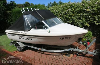 2006 Whittley CLEARWATER 1580 RUNABOUT