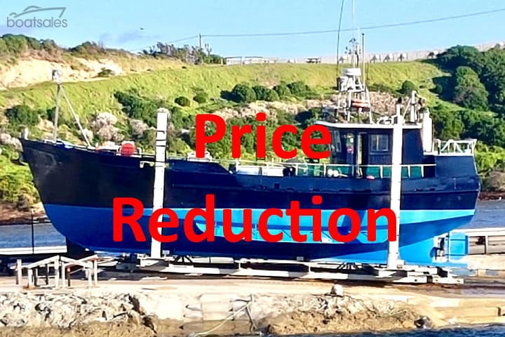 Used COMMERCIAL Boats for Fishing Use for Sale in Australia