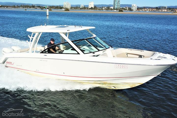 BOSTON WHALER 320 VANTAGE Boats for Sale in Australia