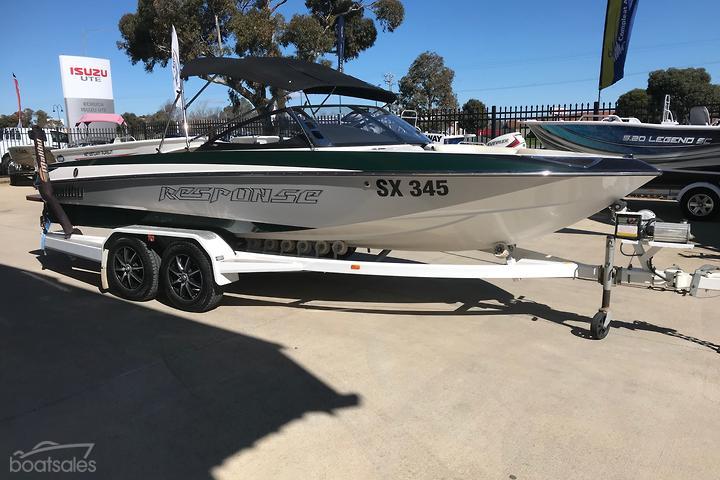 MALIBU RESPONSE LXI Boats for Sale in Australia - boatsales