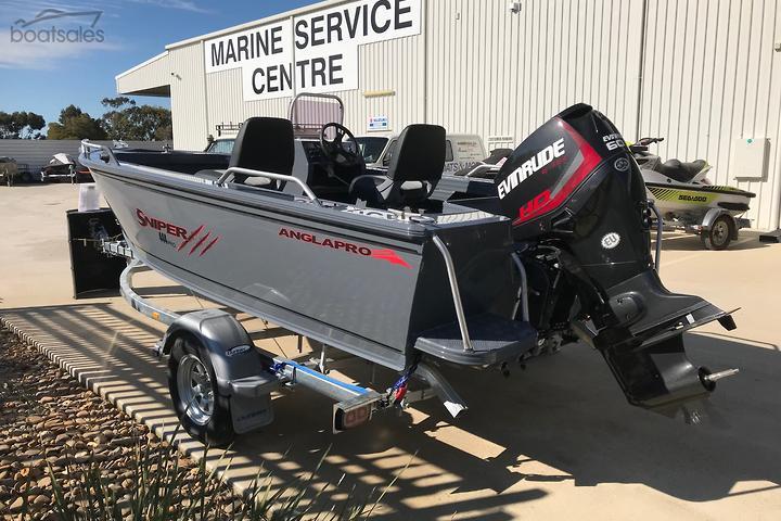 ANGLAPRO SNIPER 444 PRO Boats for Sale in Australia - boatsales com au