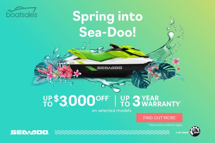 SEA-DOO Boats for Sale in Australia - boatsales com au