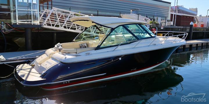 Chris Craft Corsair 36 Hard Top Boat For Sale In Australia Boatsales Com Au