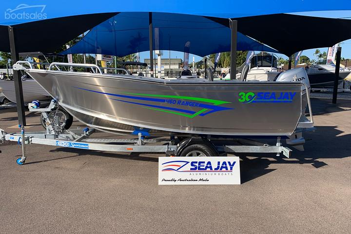 Sea Jay Boats for Sale in Townsville, Queensland - boatsales